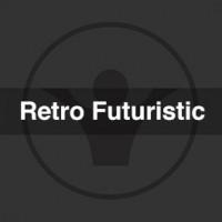Retro Futuristic Stems