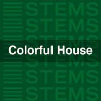 Colorful House STEMS