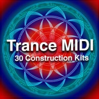 Uplifting Trance MIDI Construction kit