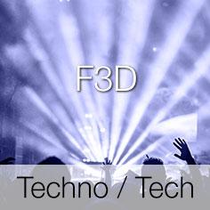 F3D Banner